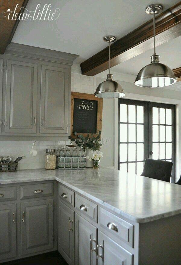 Pin by Jennifer Wrye on Kitchen | Pinterest | Kitchens, Oak kitchen ...
