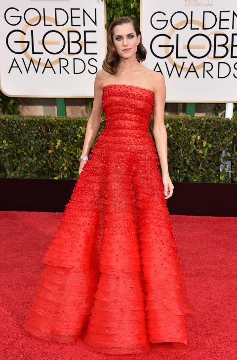 Los looks más impactantes de los Golden Globes - La 72 edición de los Golden Globes despliega su...