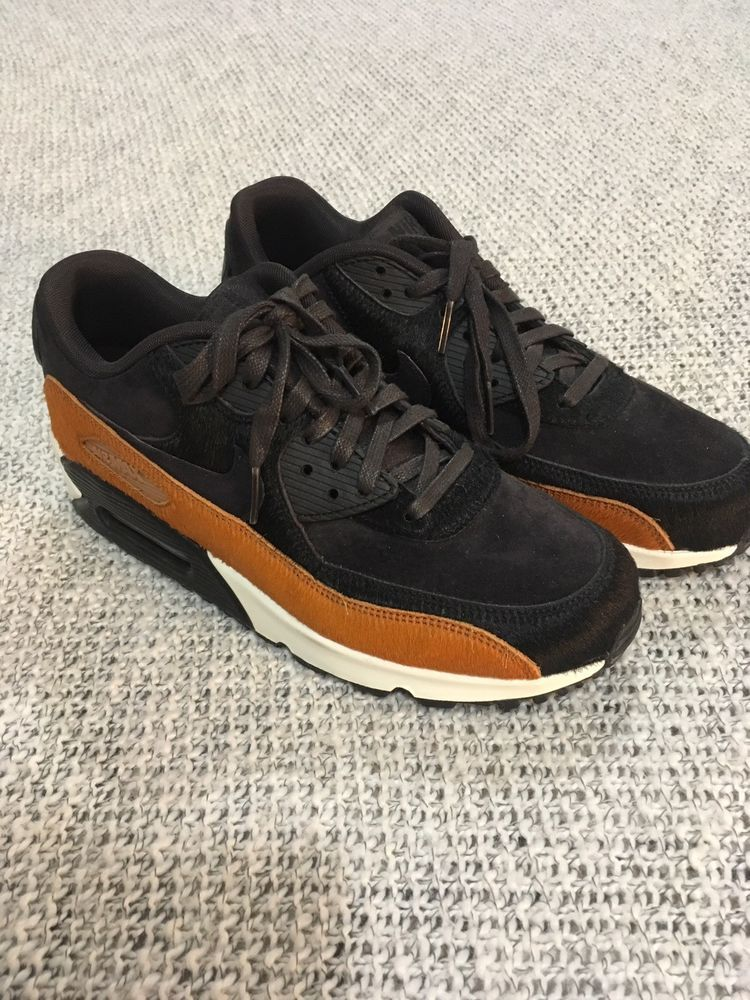 size 40 77642 a9666 New (without Box)Women s Nike Air Max 90 LX Size 8 Tar Black Cider Running  Shoes  fashion  clothing  shoes  accessories  womensshoes  athleticshoes  (ebay ...