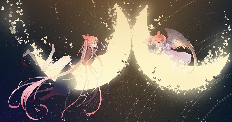 Small Lady Black Lady Chibiusa Small Lady Sailor Chibi Moon