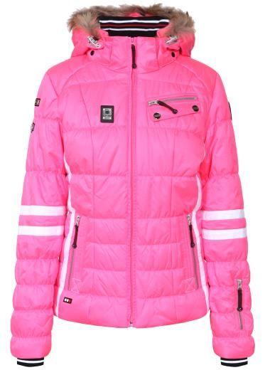 7563ff4ae1 Icepeak Caia Womens Ski Jacket  Pink