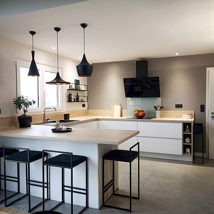 Bild könnte enthalten: Küche und Innenbereich | Cuisine ...