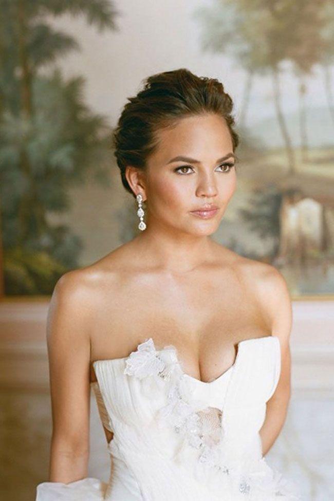 12 Top Celeb Frisuren für Ihre Hochzeit zu stehlen