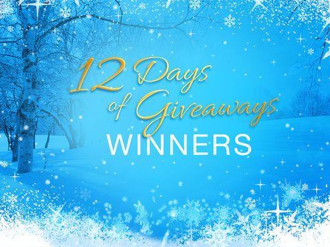 Ellentv 12 days of giveaways prizes