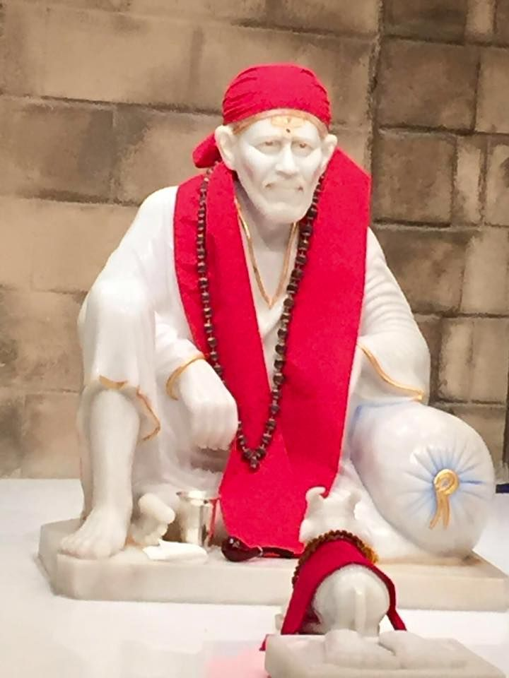 HAPPY BABA'S DAY OM SAI RAM | The Saint of Shirdi - Sai