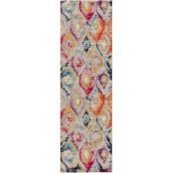 Photo of benuta Läufer für Flur Casa Multicolor/Pink 70×240 cm benutabenuta