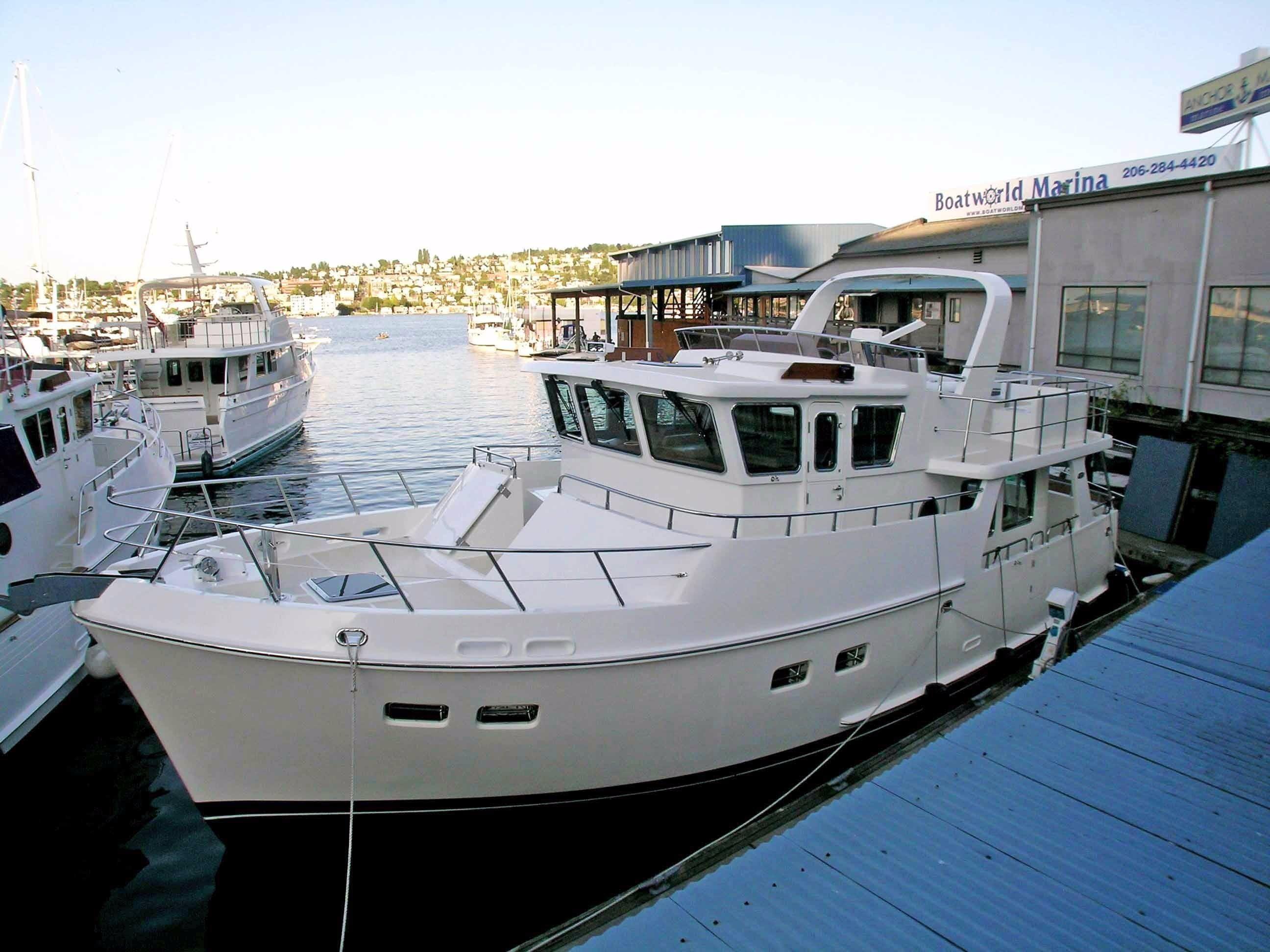 45 Selene 2011 Seattle Denison Yacht Sales Yacht For Sale