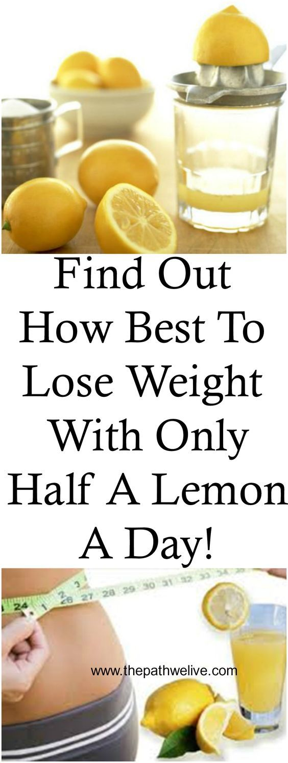 Lemon - the enemy of excess weight 1