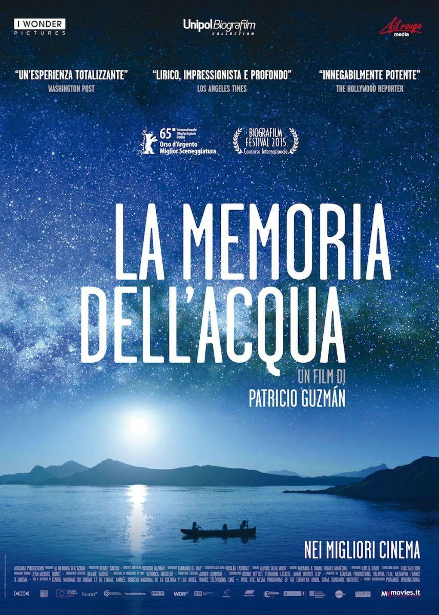 La Memoria Dell Acqua Film 2016 Film Cinema Memorie