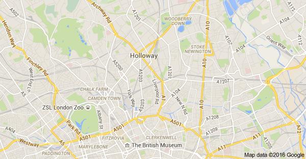 kart over london Kart over London Borough of Islington, Greater London, UK   London  kart over london