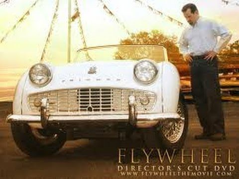 """""""Flywheel: In every man's life there's a turning point."""": http://www.flywheelthemovie.com/ Flywheel Official Trailer (2003)"""