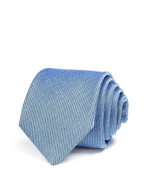 Wrk Textured Solid Classic Tie
