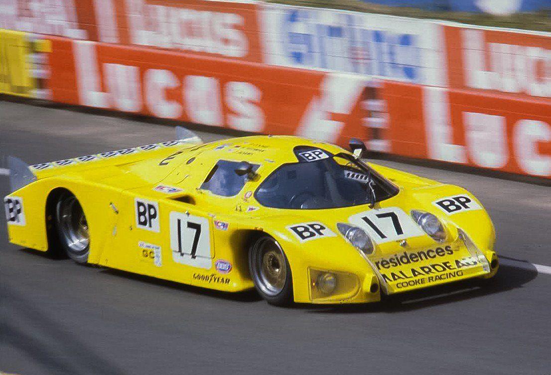 Brian Redman Ralph Kent Cooke Jim Adams Lola T610 Ford Cooke Racing L Grand Prix D Endurance Les 24 Heures Du M Sports Car Racing Vintage Sports Cars