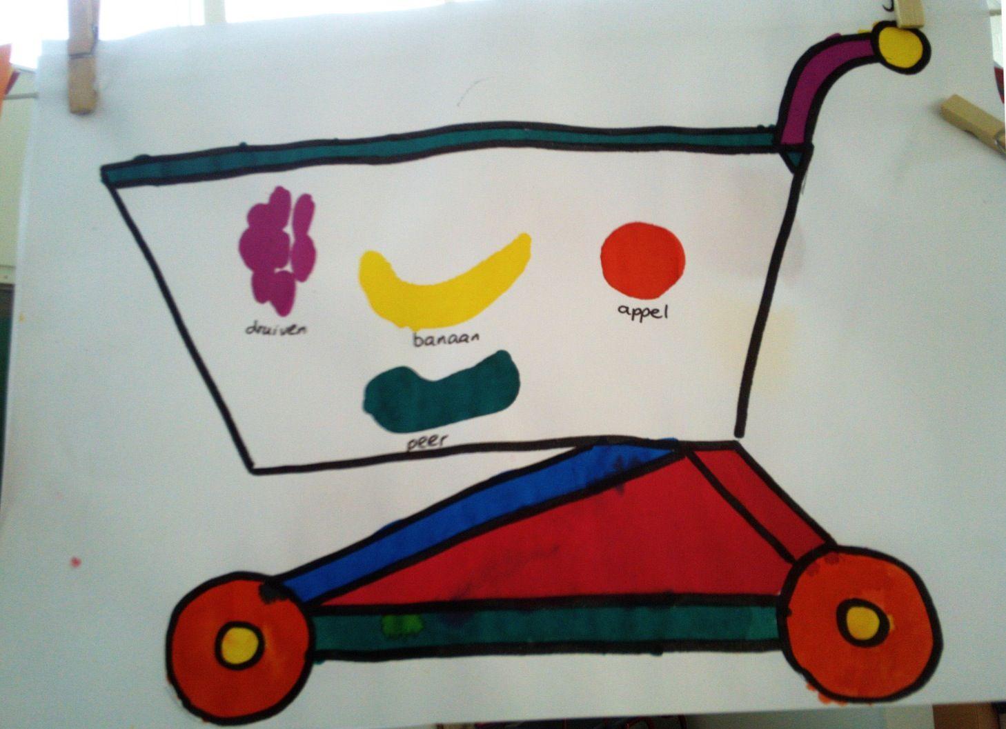 Pin Van Coby Leijten Op Thema Groente En Fruit Thema Eten En Drinken Supermarkt