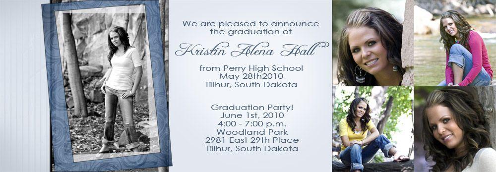 image detail for fold graduation invitations tri fold photo