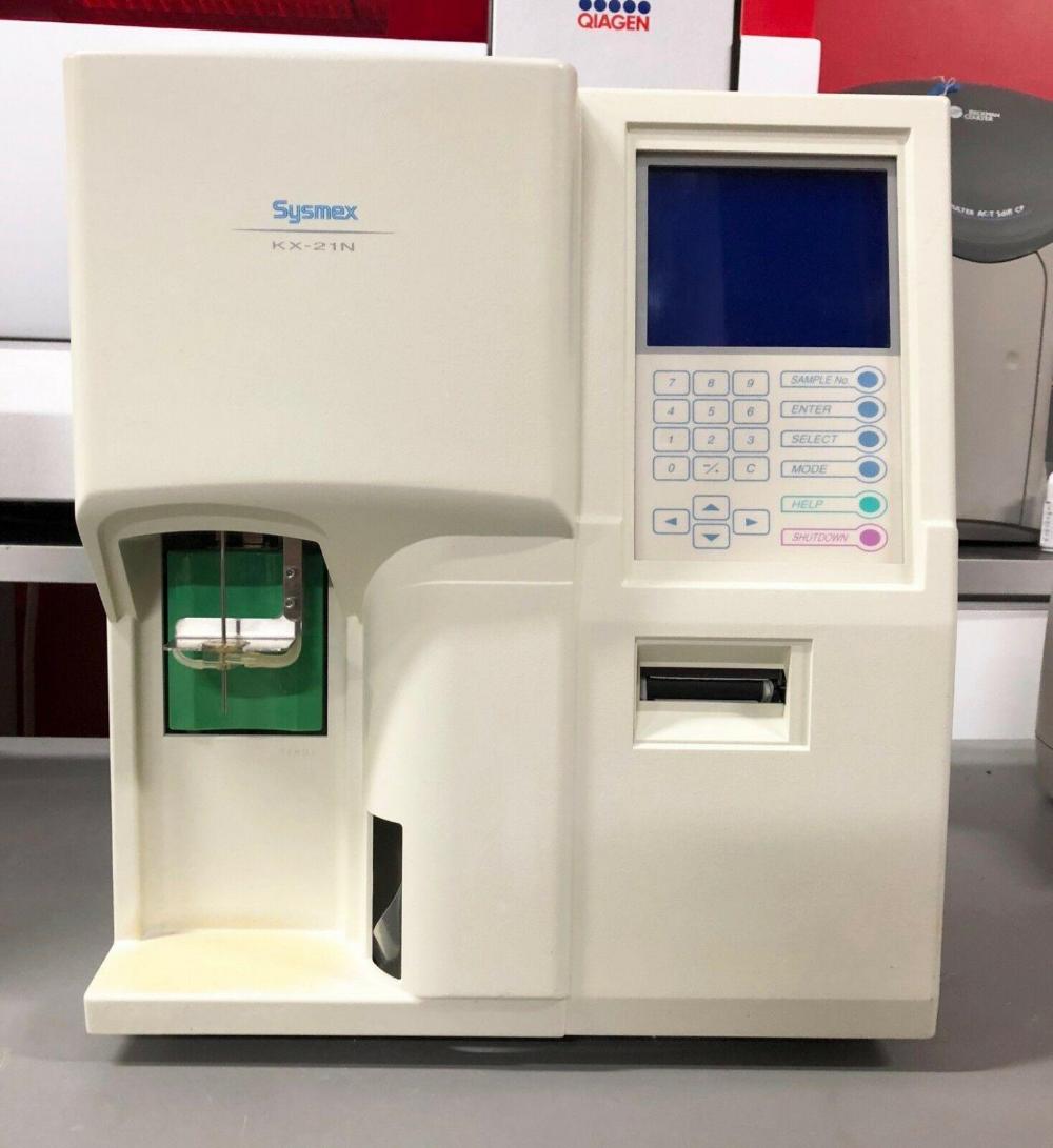 Sysmex KX-21N Automated Hematology Analyzer Fully