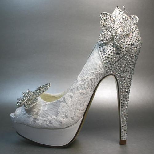 Pinterest Com Fra411 Shoes Hermoso Wedding Shoes White