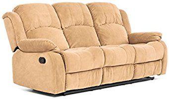 Terrific Classic And Traditional Brush Microfiber Recliner Chair Inzonedesignstudio Interior Chair Design Inzonedesignstudiocom