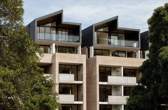 Wellington On The Park By Fox Johnston Architecture Apartment Blocks Apartment Architecture Architect Residential Architecture Apartment