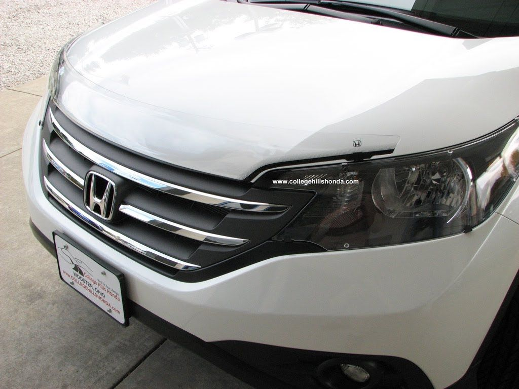 Episode 257 2012+ Honda CRV Imported Air Deflector