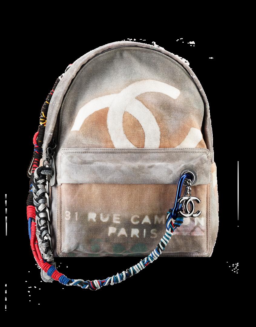 5e7de1110079 Chanel Canvas Backpack 2014- Fenix Toulouse Handball