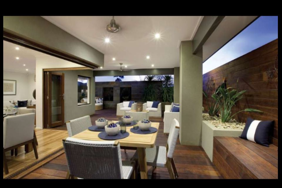 Alfresco Ideas Love The Merbau Screens Alfresco Ideas