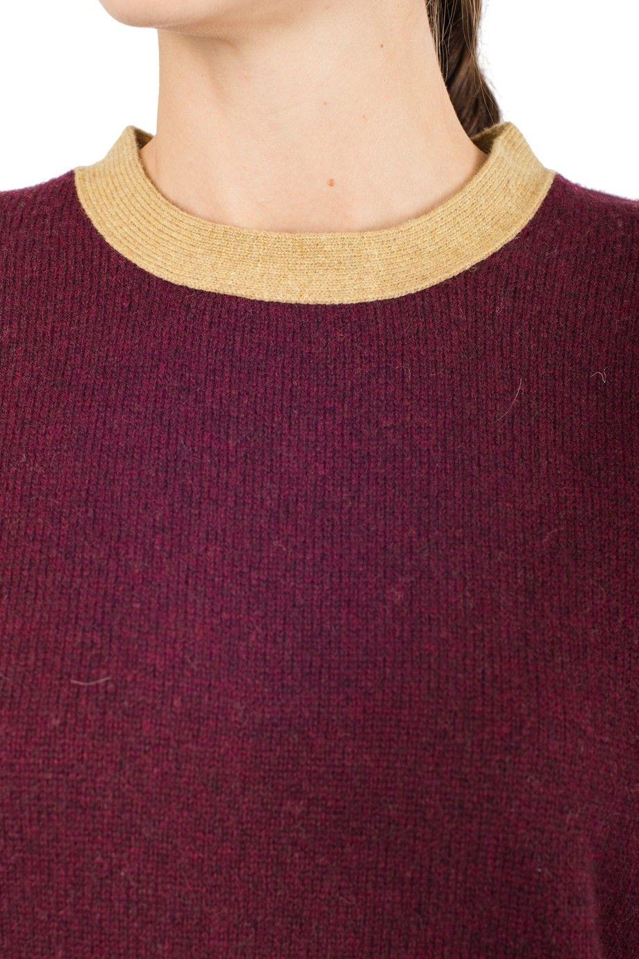 свитер из шерсти - Одежда - Женщинам