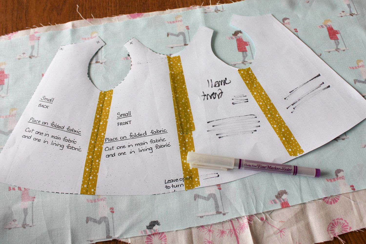 Project NICU - Baby Hospital Gown Tutorial. | Angel wings ...