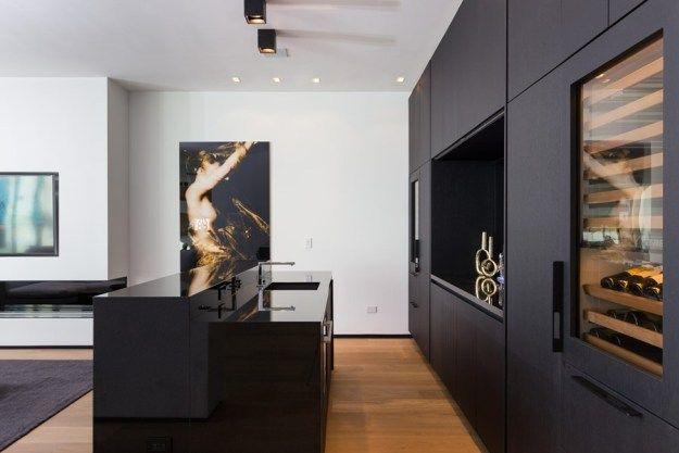 Villa by Choeff Levy Fischman Architecture