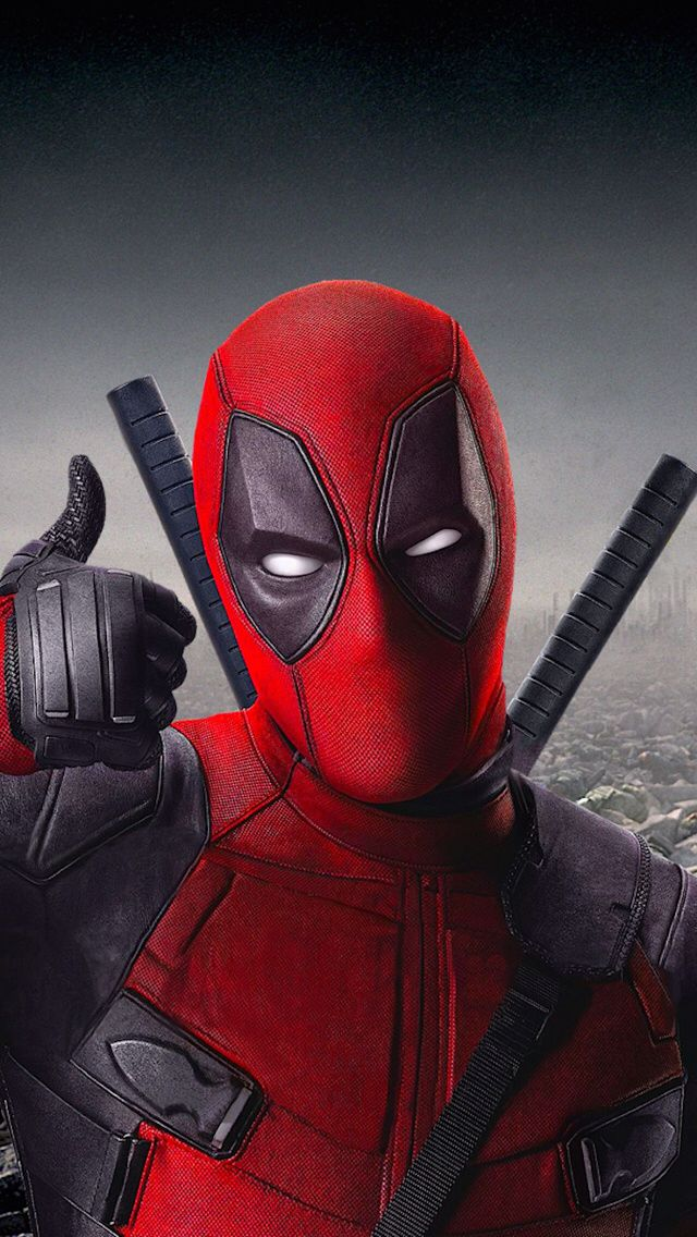 Deadpool Official HighRes Character Photos Released iOS
