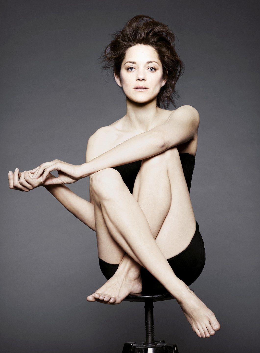 Marion Cotillard, photographed by Jan Welters for Madame Figaro, Aug 2013.