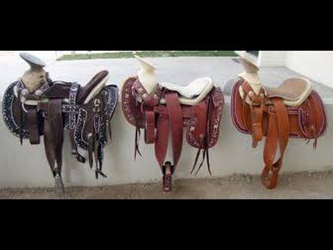 Como fabricar sillas de montar a caballo tvagro por juan for Sillas para caballos
