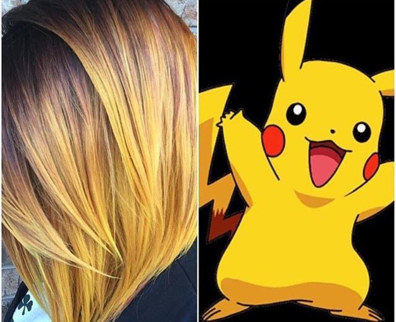 The Perfect Hairstyles For Short Hair Medium Or Long Hair Hair Styles Hair Myth Hair Color