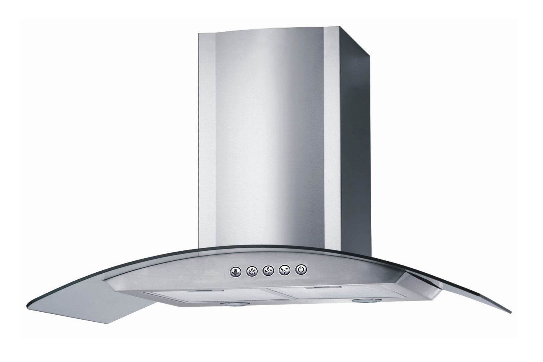 30 Wall Mount Stainless Steel Range Hood Free Charcoal Filter