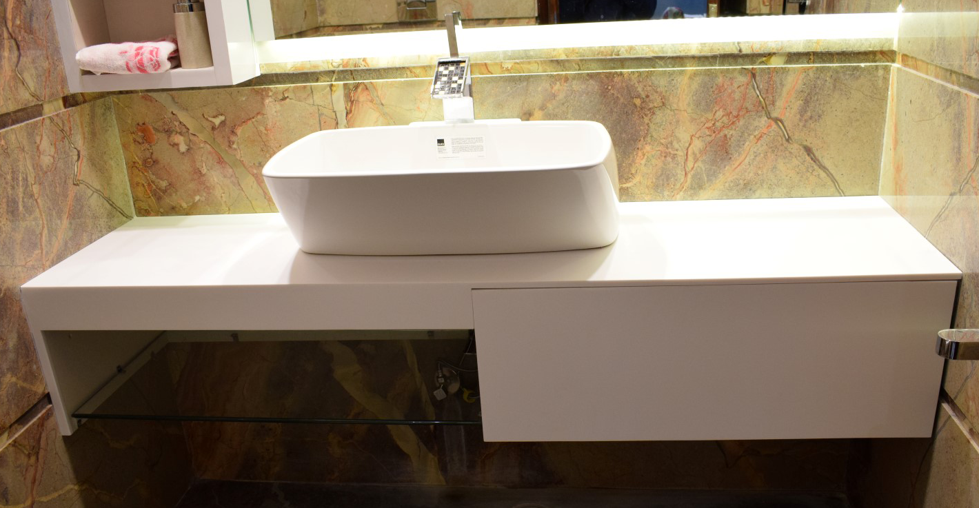 Corian Bathroom Vanity bathroom vanity at shopinterio. we offer finished product made