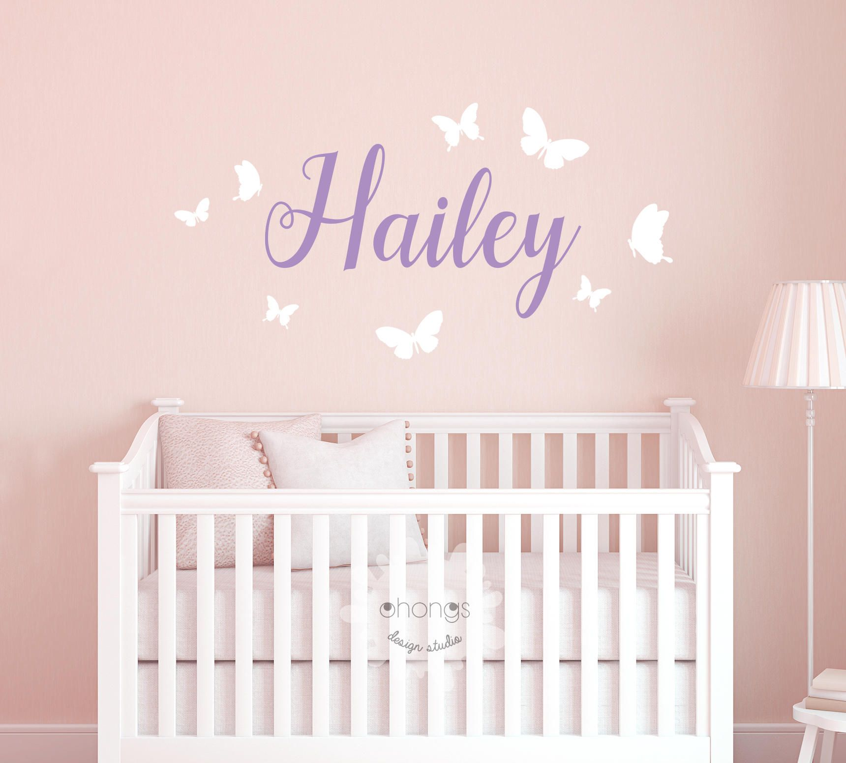 A Kids Room Decal Name Wall Decal Nursery Decal Custom Name Sticker Personalized Wall Decal Bab In 2020 Kids Room Decals Nursery Wall Decals Name Wall Decals