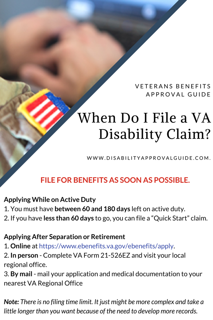 If you need help with your veterans benefits application or