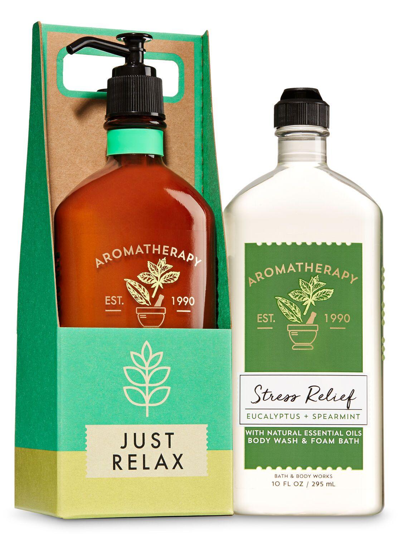 Bath & Body Works Aromatherapy Hand Cream Eucalyptus Spearmint
