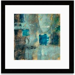 @Overstock - Artist: Bellows  Title: Tangent Point II  Product Type: Framed Printhttp://www.overstock.com/Home-Garden/Bellows-Tangent-Point-II-Framed-Art-Print/3103671/product.html?CID=214117 $130.99