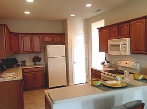 Image Result For Brown Painted Kitchen Cabinets With