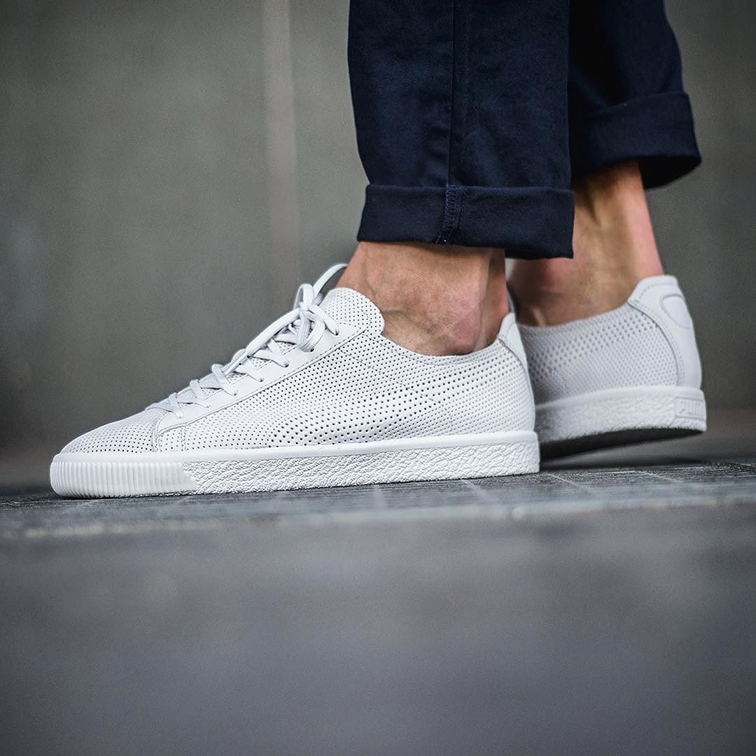 PUMA X STAMPD CLYDE 12000 @sneakers76
