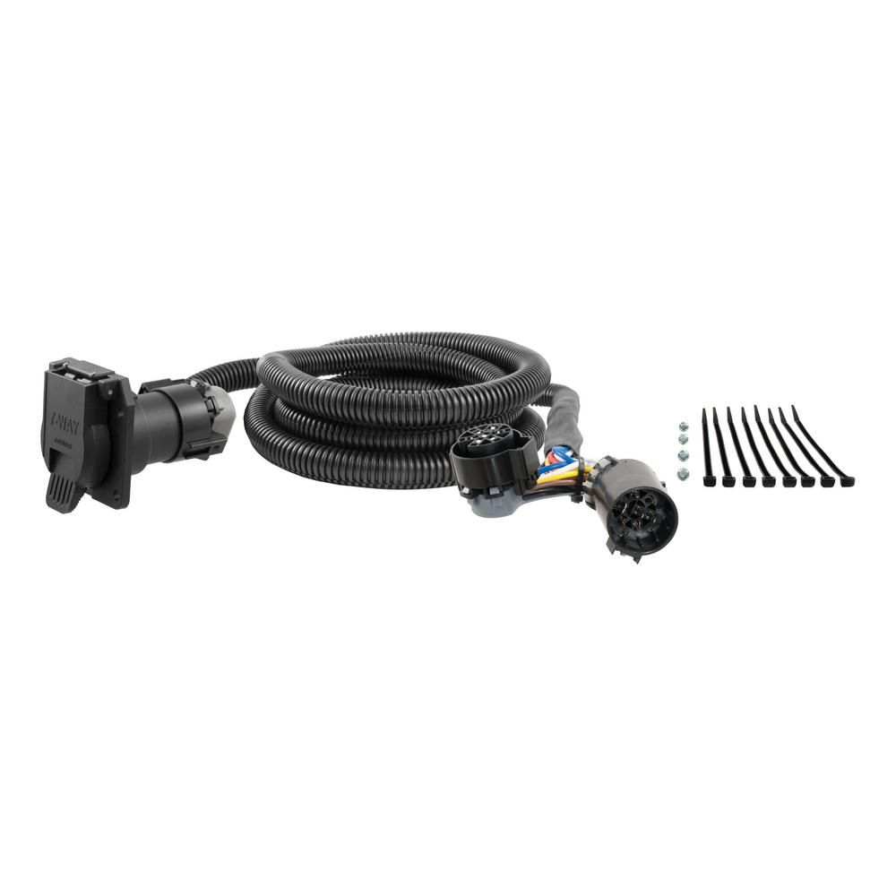curt wiring diagram 7 blade [ 1000 x 1000 Pixel ]