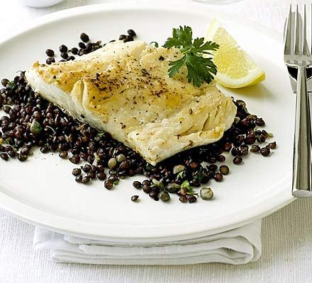 Smoked haddock with puy lentils recipe recipes bbc good food smoked haddock with puy lentils recipe recipes bbc good food forumfinder Gallery