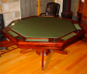 How To Build An Octagon Poker Table U2013 The Octagon Ring Http://www