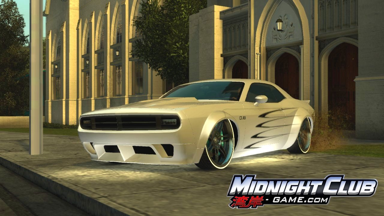Challenger midnight club