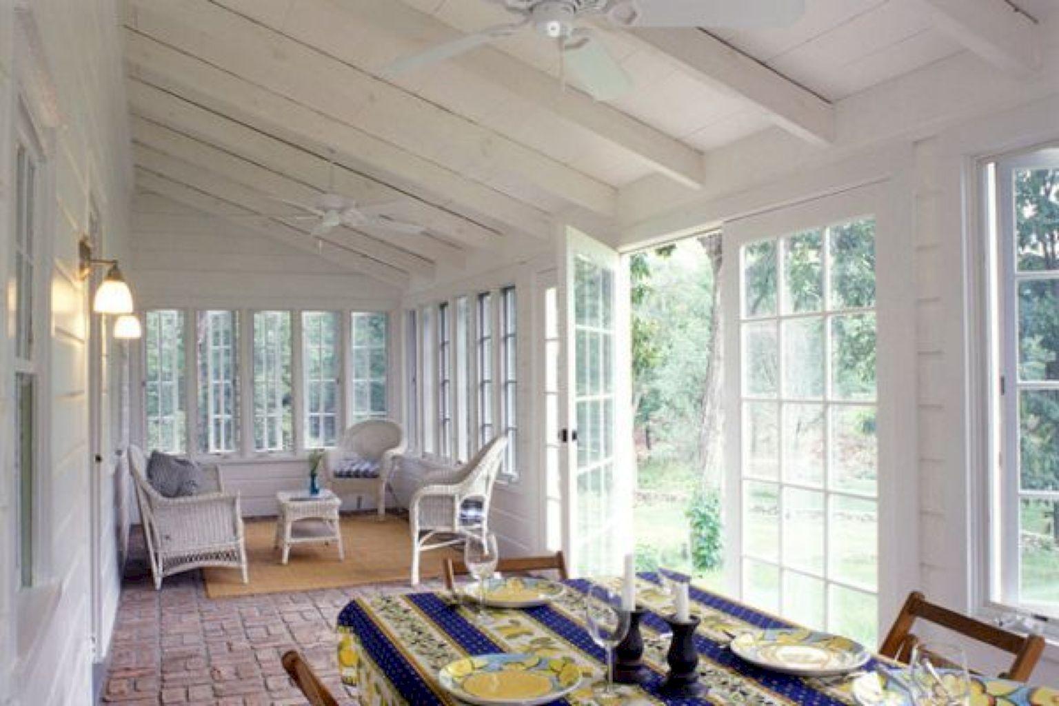 Window ideas for a sunroom   best farmhouse sunroom decorating ideas  sunroom sunroom