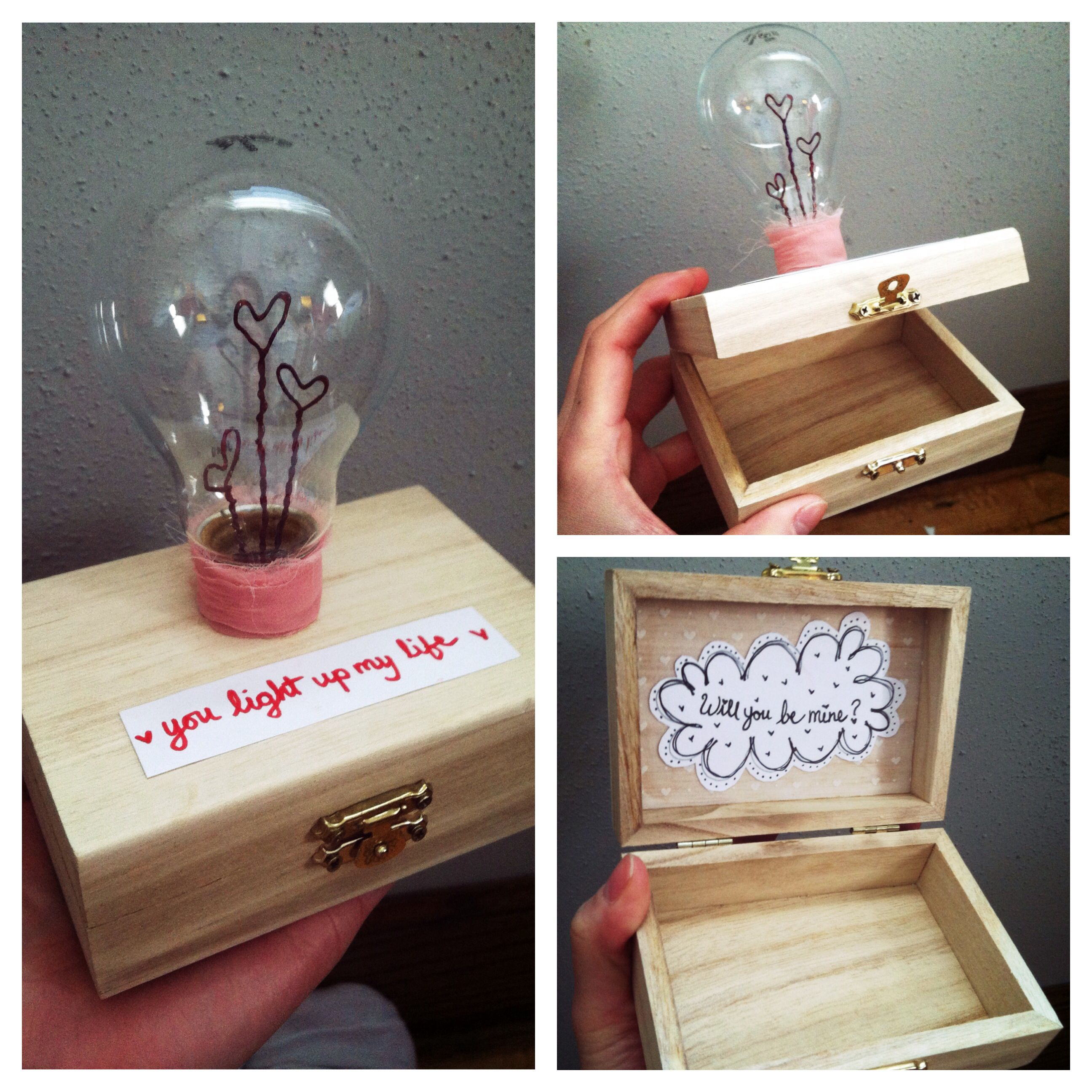 I Saw This Pin About Diy Quot You Light Up My Life Quot So I