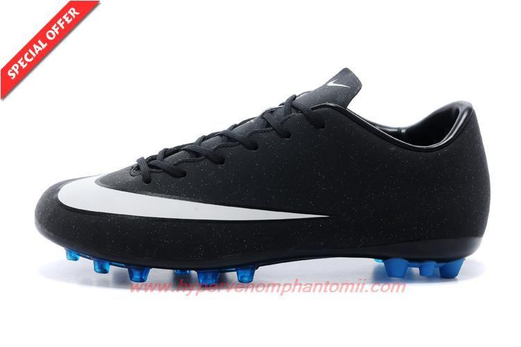 Buy High Quality Disocunt Mens Nike Mercurial Vapor X CR AG Black White  Hyper Turq Football Shoes New from Reliable High Quality Disocunt Mens Nike  ...