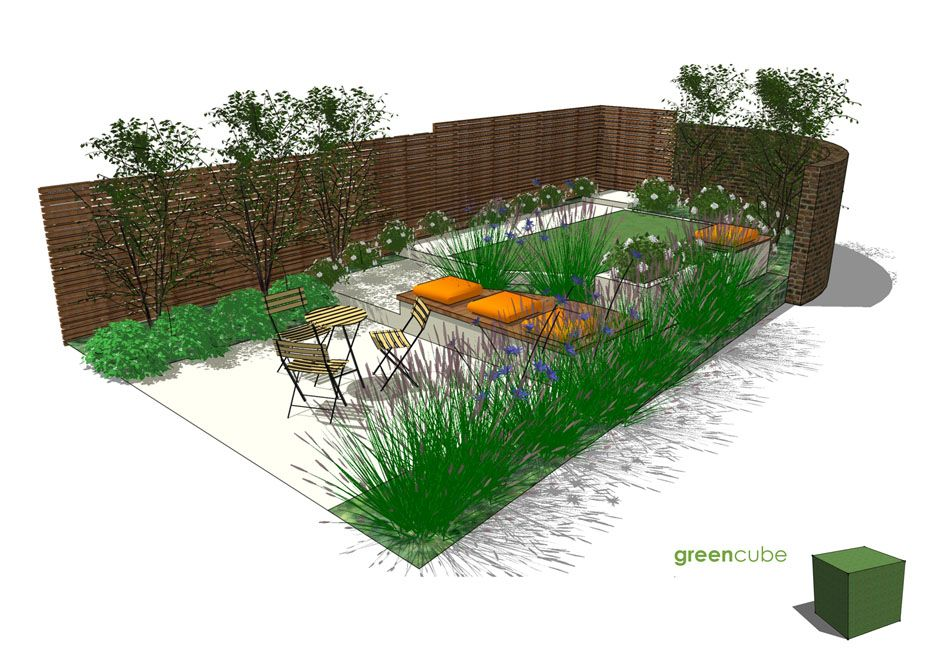 Garden Design London And South East, Wildlife Garden In Folkestone, Kent