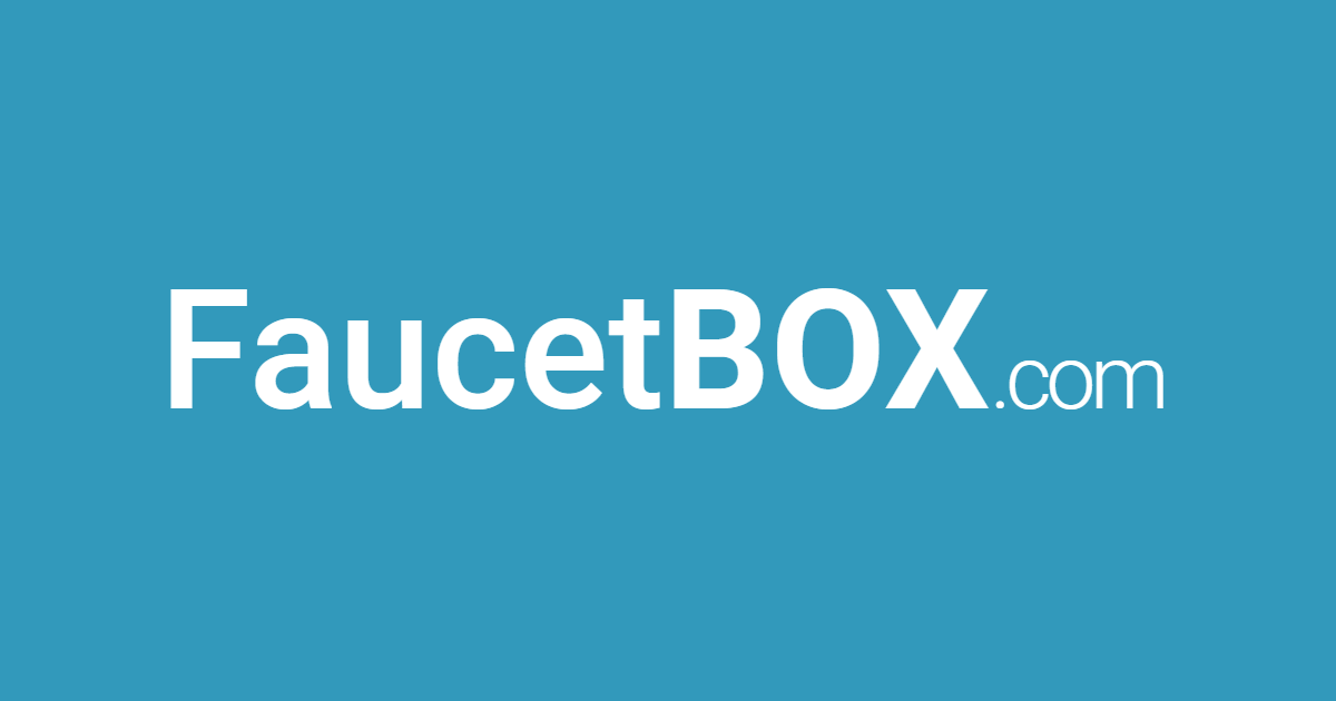 FaucetBOX.com is a middleman between you and faucets you use. That ...